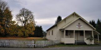 Skookumchuck Grange Tenino WA