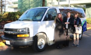 Together! Intercity Transit Van Grant