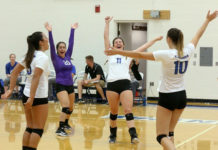 SPSCC Volleyball