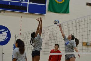 SPSCC Volleyball