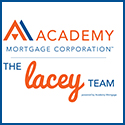 Academy Mortgage Lacey Block Logo