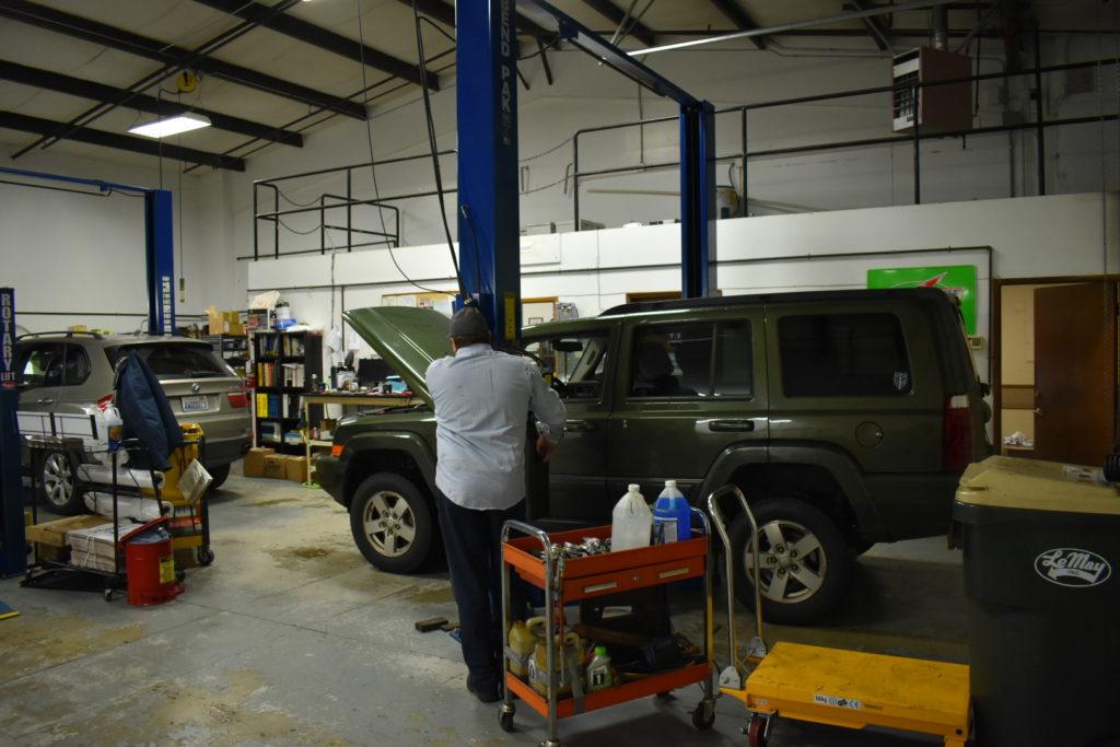 auto shop cars olympia