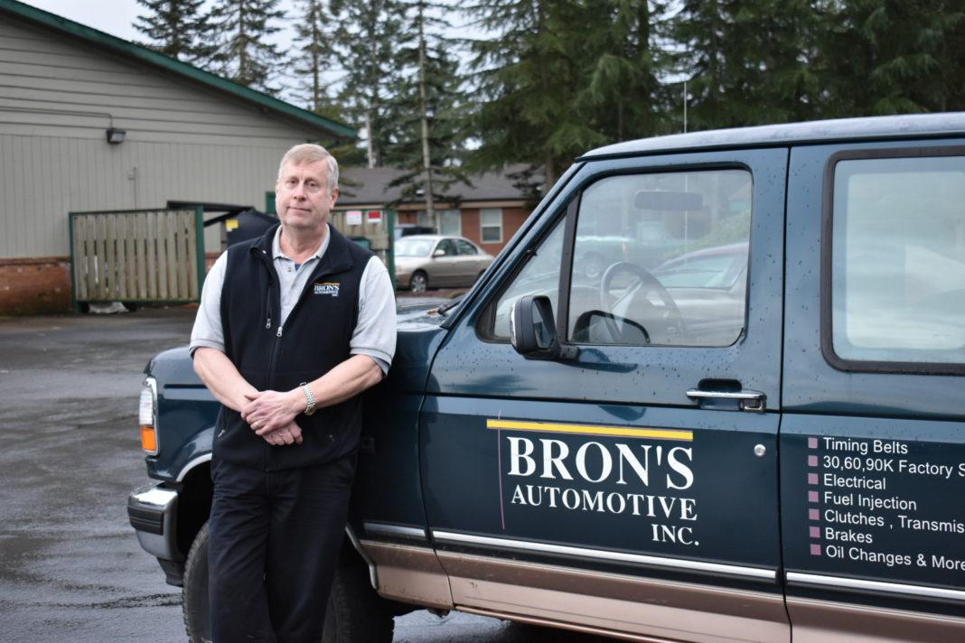 bron's truck auto service olympia