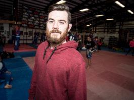 Justin Hugo, MMA