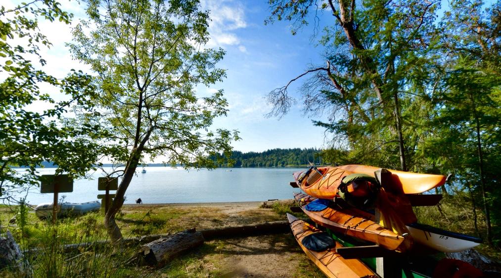 Hope Island State Park