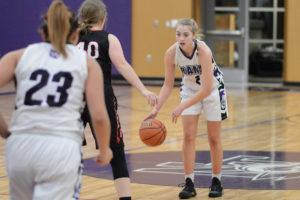 North Thurston basketball, girls