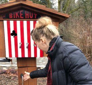 Olympia Bike Hut Ingrid Gulden