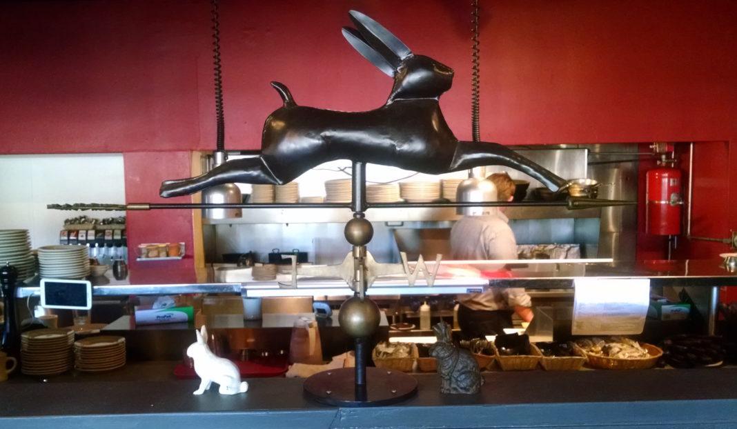 Iron Rabbit, Olympia