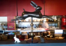 Iron Rabbit, Olympia