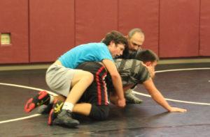 Yelm high school wrestling