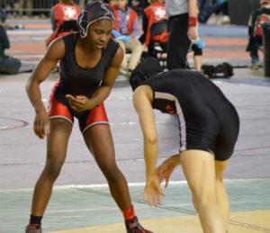 Yelm Girls wrestling