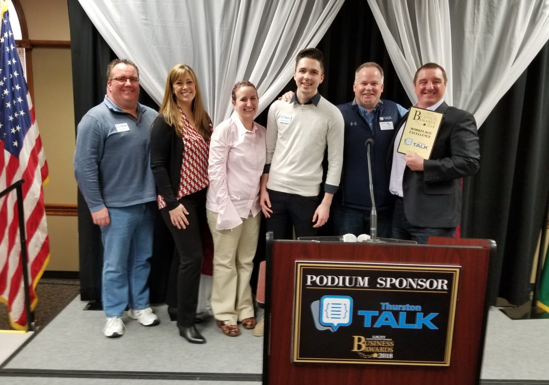 thurstontalk workplace excellence award