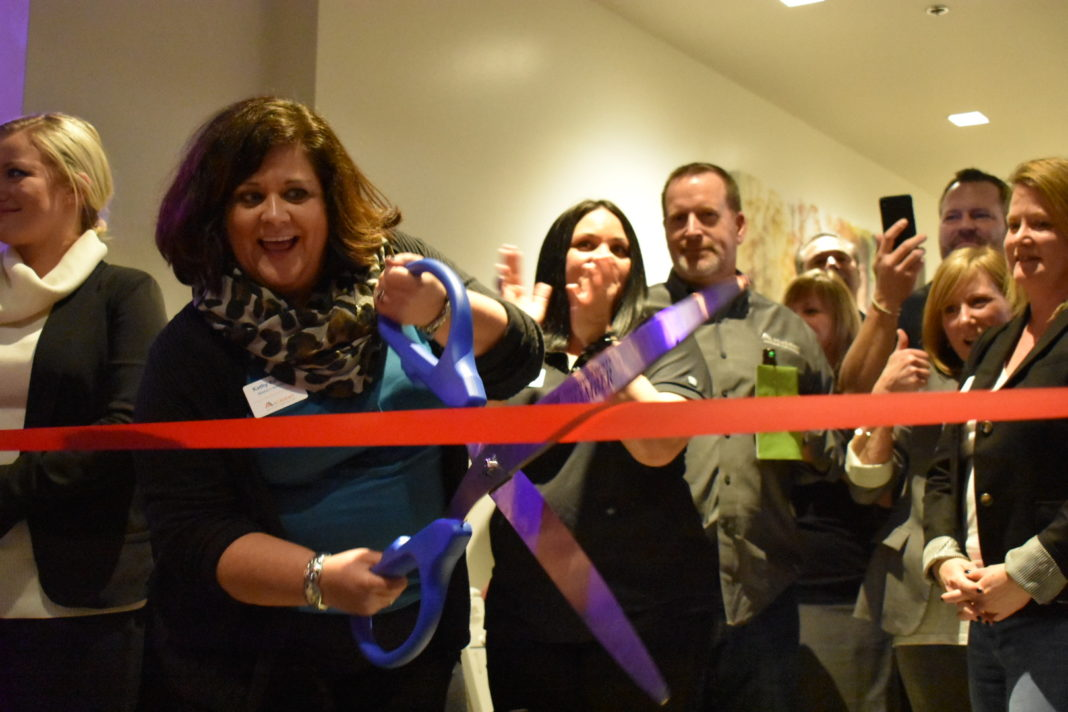 ribbon cutting academy mortgage lacey