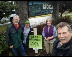 Bucoda Improvement Club Vanells and Hahns