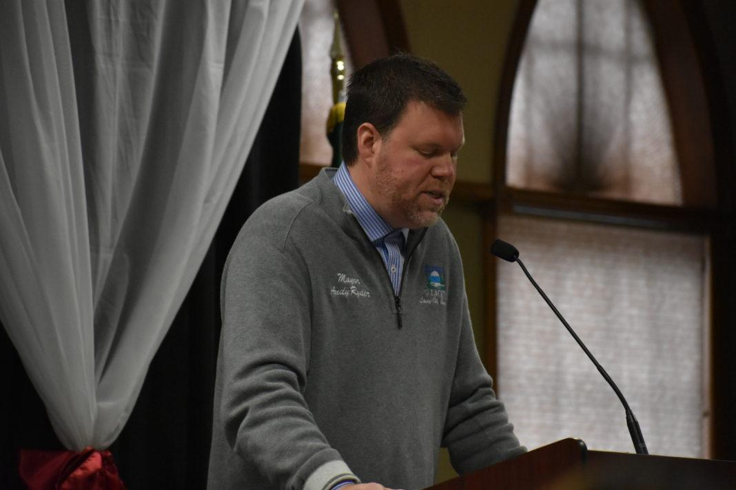 lacey mayor ryder business awards