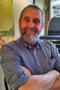Keith Eisner Smiling