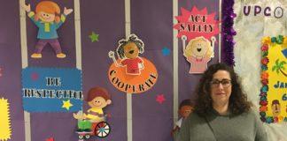 Lisa Rao Lacey Elementary