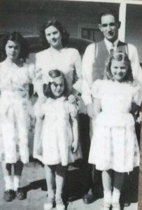 Lola Bowen Stancil 103 years Lola & Reece Family