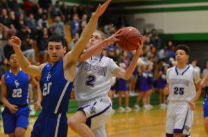 North Thurston High School Boys Basketball Jeremy Spencer