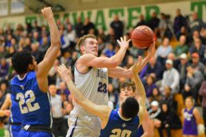 North Thurston High School Boys Basketball Clay Christian