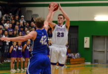 North Thurston High School Boys Basketball Nic Lynch