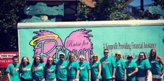 Raise for Rowan volunteers