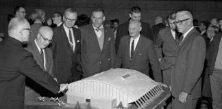 SMU Pavilion History
