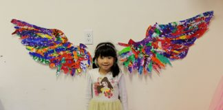 The Phoenix Rising School wings