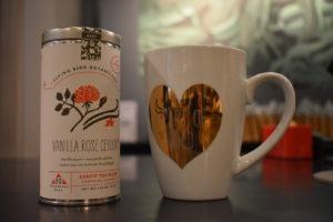 compass rose downtown olympia tea mug