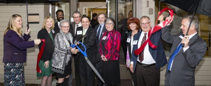 Washington Retail Association grand re-opening