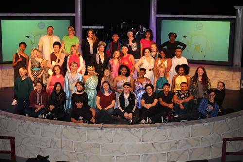 Timberline HS theater