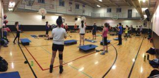 YMCA group fitness