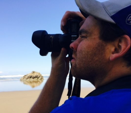 Zac Murphy Olympia filmmaker