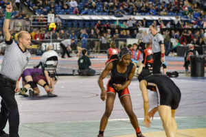 state girls wrestling