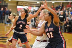 Black Hills girls basketball