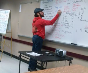 Alejandro Rugarcia Teaching
