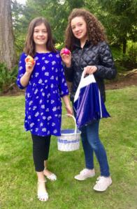 Easter Egg Hunt Olympia