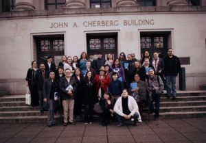 Evergreen Tribal Governance MPA Co-hort