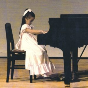 Jennifer Hermann, Childhood