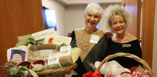 Interfaith Works mary wharton president and kathy Gillian