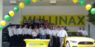 Mullinax Ford Pacific Avenue team