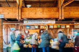 Olympia Farmers Market 80 vendors