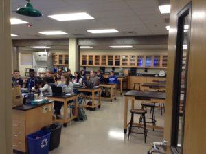 Pope John Paul II High School STEM newlab