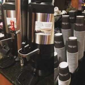 Quinault Beach Resort and Casino Coffee machine