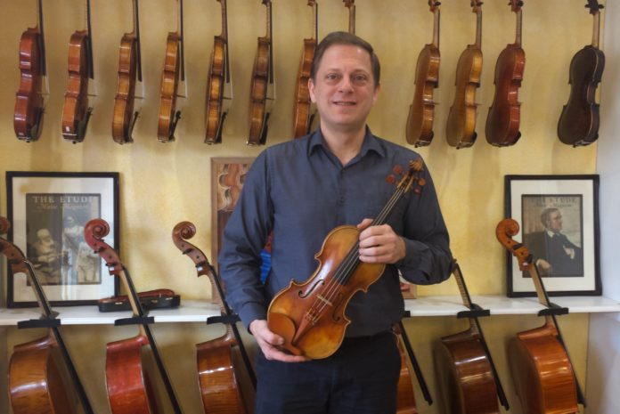 RL Violin shop