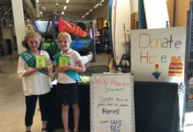 Safe Kids Life Jacket Drive