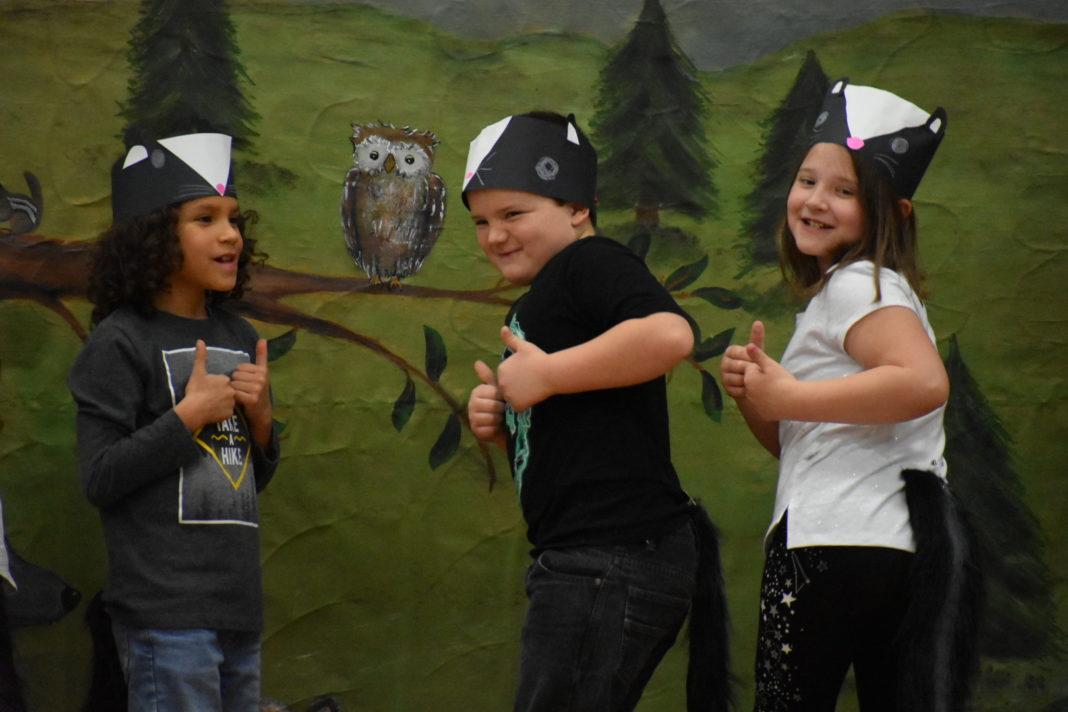 Seven Oaks Elementary 1st 2nd grade