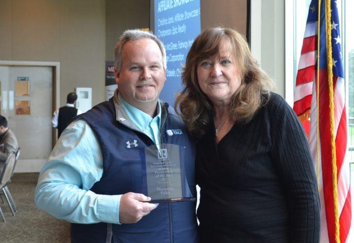 Thurston County REALTOR Awards Martin McElliott