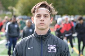 river ridge high school track relay Tyler Robinson
