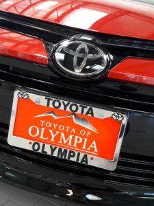 Big Brothers BIg Sisters BIG car raffle Toyota of Olympia